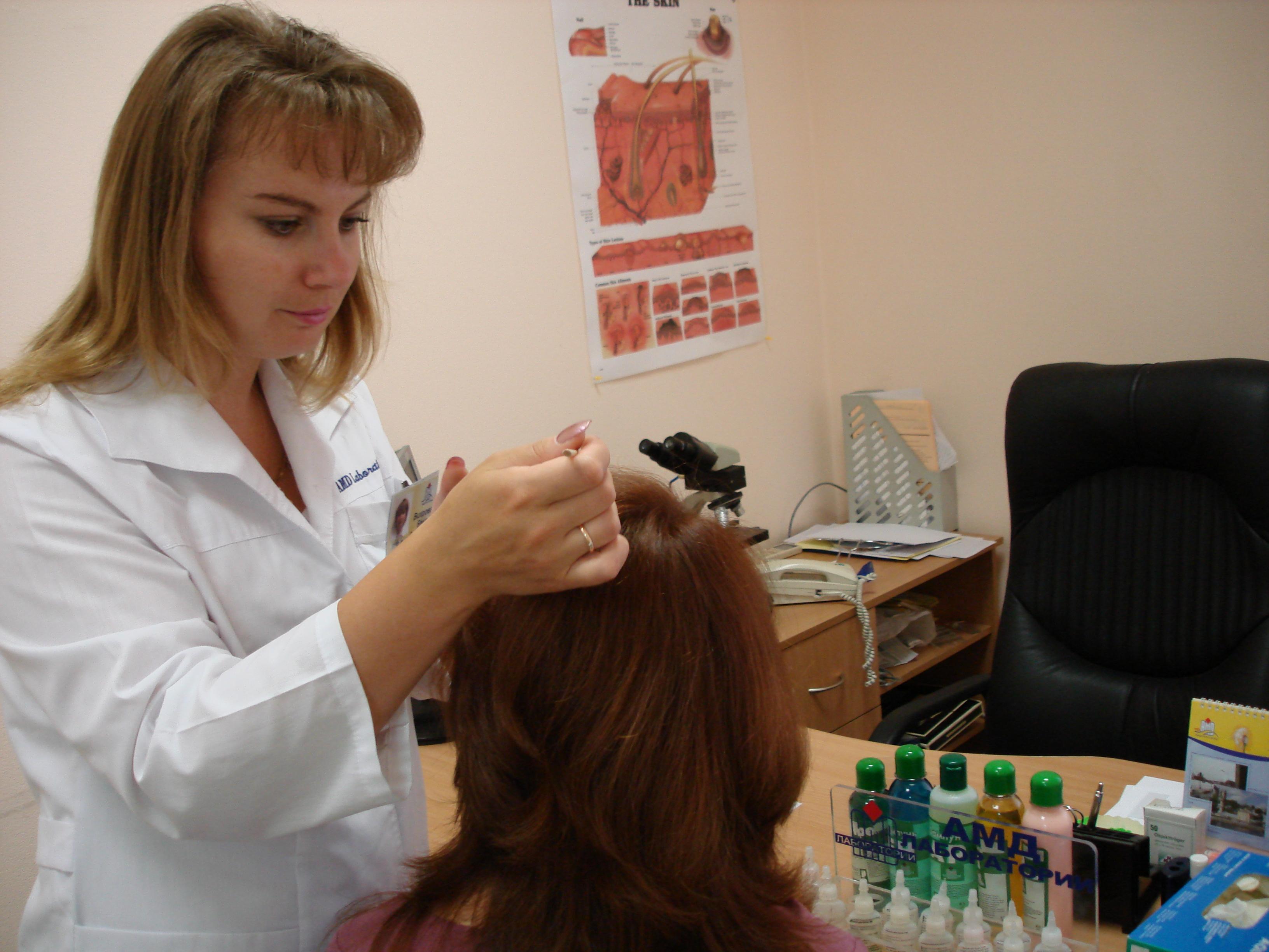 Выпадение волос какие гормоны проверить